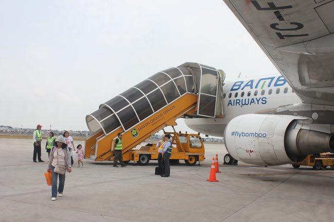 New domestic airfare announced