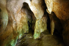 Vo Nguyen Giap Cave in Quang Binh opens to visitors