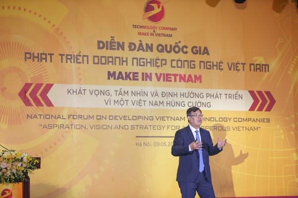 'Nên có chính sách thuế để giúp các công ty công nghệ phát triển'