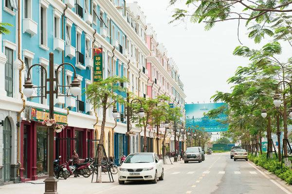 Kinh doanh shophouse, hưởng lợi lâu dài từ du lịch Hạ Long
