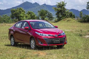 Mua xe Vios nhận quà 'mùa hè' của Toyota