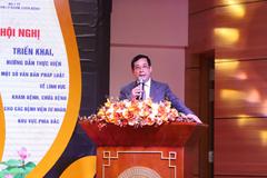 Bộ Y tế khuyến khích công khai các sự cố y khoa