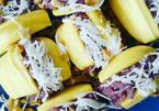 Món ăn đủ màu sắc, dễ gây thương nhớ cho người ăn