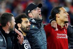 Klopp đón Salah trở lại, hy vọng Man City sảy chân