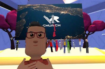Nhà thờ thực tế ảo có gì lạ?