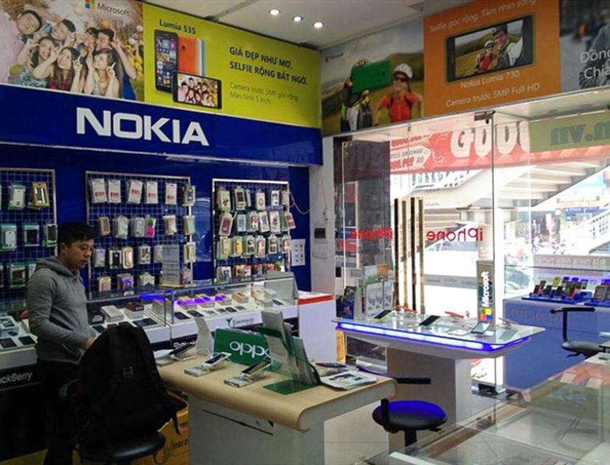 Nhật Cường Mobile và bức tranh thị trường bán lẻ di động VN