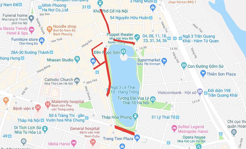 Điểm mặt những tuyến phố Hà Nội có giá đắt ngang New York, Paris