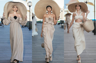 Hoàng Yến, H'Hen Niê, Minh Tú 'đọ trình' catwalk