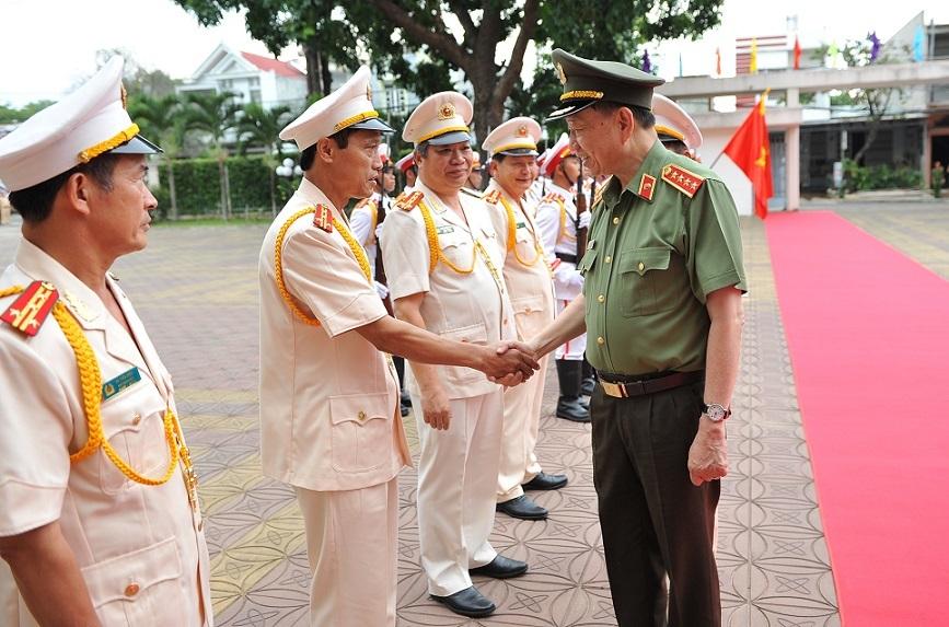Bộ trưởng Tô Lâm,Đại tướng Tô Lâm,Tô Lâm,Bộ Công an,công an xã,công an chính quy,Kon Tum
