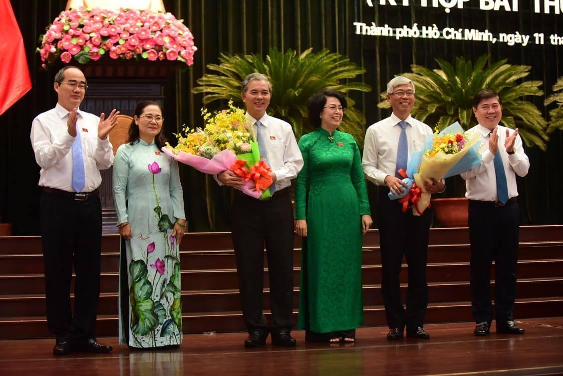 Bổ Nhiệm,Nhân Sự,Võ Văn Hoan,Ngô Minh Châu