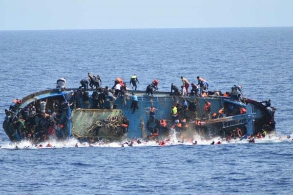 Chìm tàu tị nạn từ Libya đến châu Âu, 70 người chết
