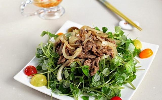 Loài rau ở Việt Nam cho gia súc ăn nhưng ở các nước châu Âu là 'thần dược'