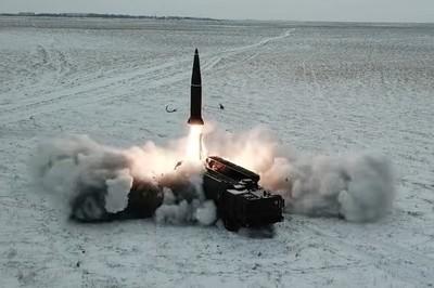 Triều Tiên thử vũ khí giống tên lửa Iskander của Nga?