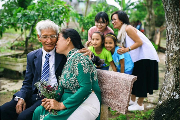 Quà cưới,Vợ chồng,Ngày của Mẹ