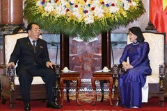 Vietnam, DPRK urged to further foster judicial cooperation