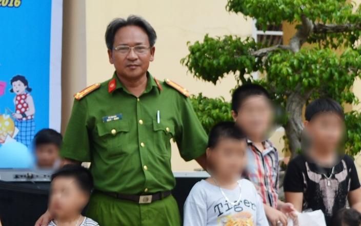 Trưởng công an huyện ở Quảng Ngãi bị kỷ luật