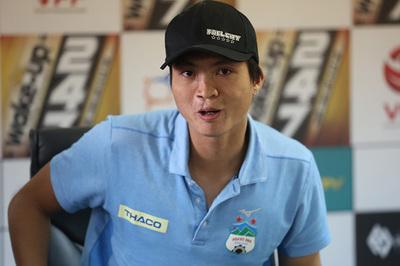 Tuấn Anh không tin được thầy Park gọi trở lại tuyển Việt Nam