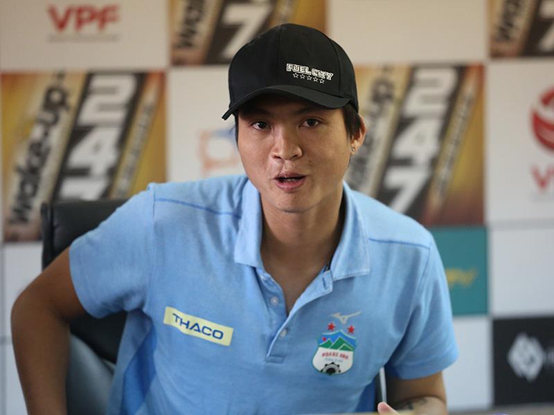 HAGL,Tuấn Anh,HLV Park Hang Seo