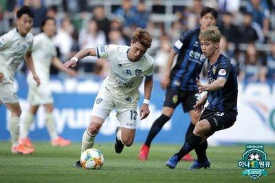 Công Phượng ngả bàn đèn hụt, Incheon thua đau vòng 11 K-League