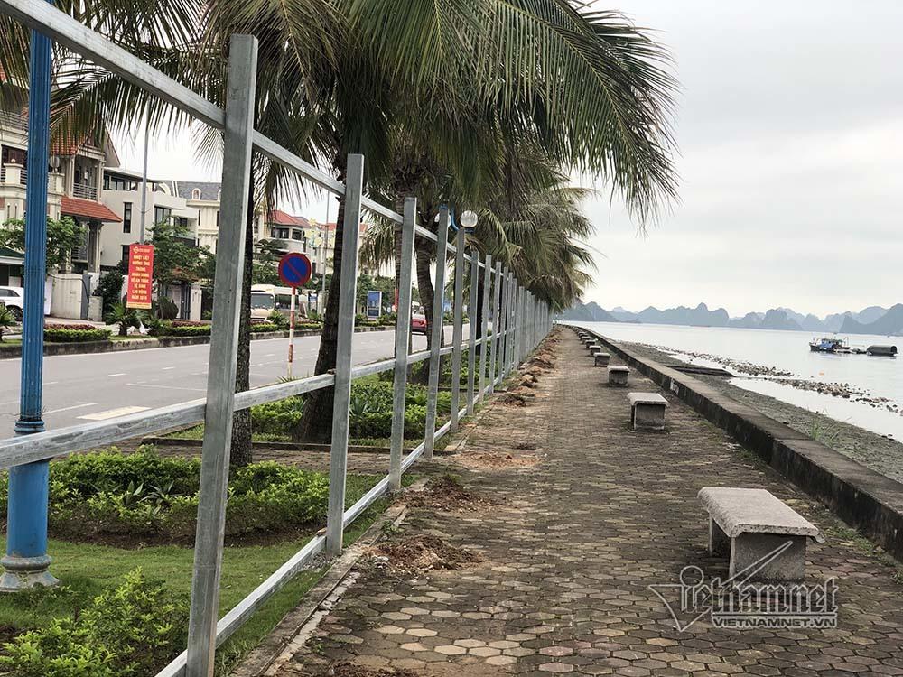 mở đường,lấn biển,Quảng Ninh,Hạ Long