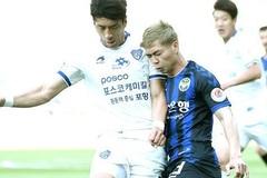 Công Phượng được HLV khen, dù Incheon United thua trận