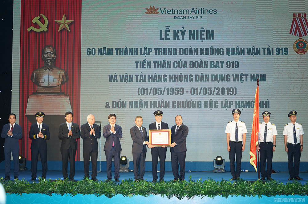 Thủ tướng Nguyễn Xuân Phúc,Nguyễn Xuân Phúc,Vietnam Airlines,hàng không