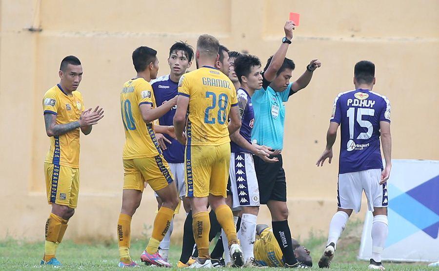 Thanh Hoá FC,Hà Nội FC,V-League