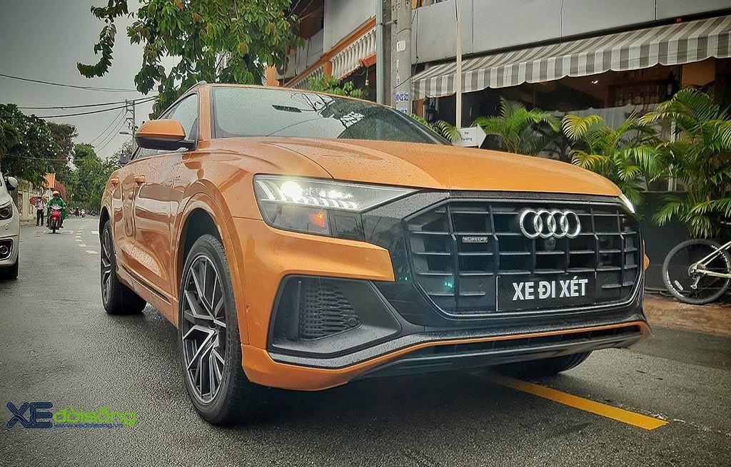 Audi,Audi Q8