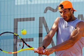 Nadal lỡ đại chiến với Djokovic ở chung kết Madrid Open