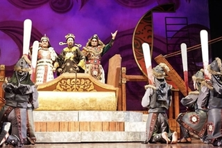 Traditional theatre festival to open in Thanh Hoa