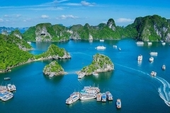 Vietnam among Asia's best river cruises in 2019 and 2020