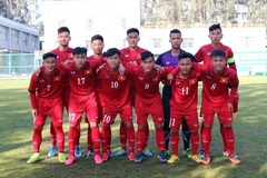 Vietnam U19 team tie goalless with Thailand