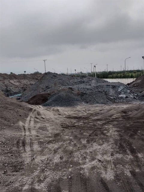 Formosa waste exceed hazardous thresholds