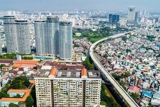 HCM City sees supply of houses, villas slump