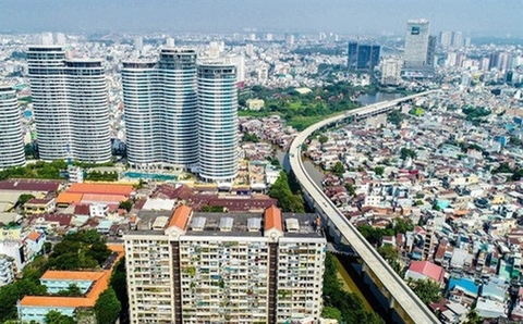 HCM City sees supply of houses, villas slump