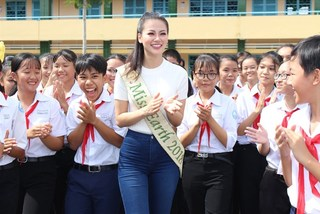 Dispute over Miss Earth tourism