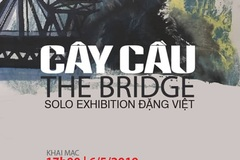 Exhibition inspired by Long Bien Bridge