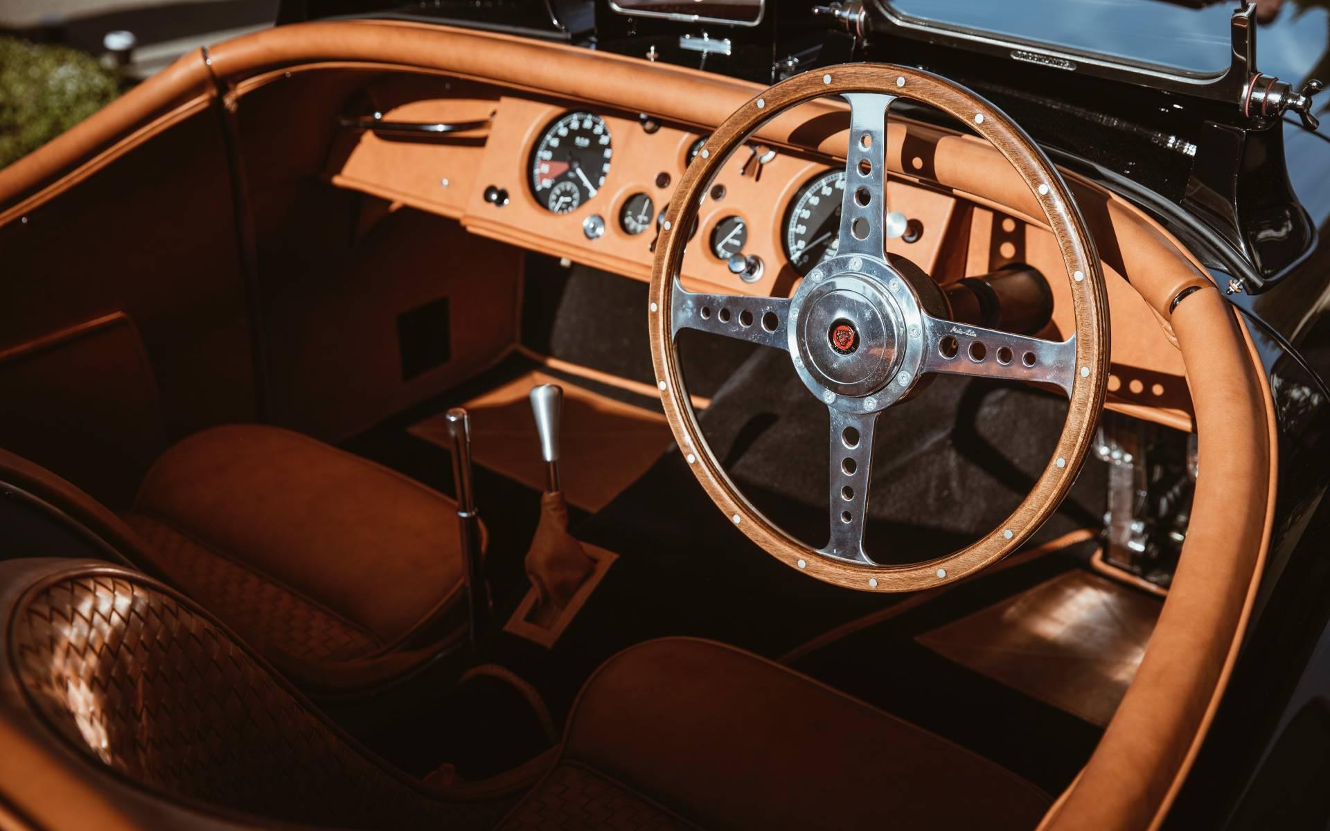Jaguar,ô tô Jaguar,xe cổ