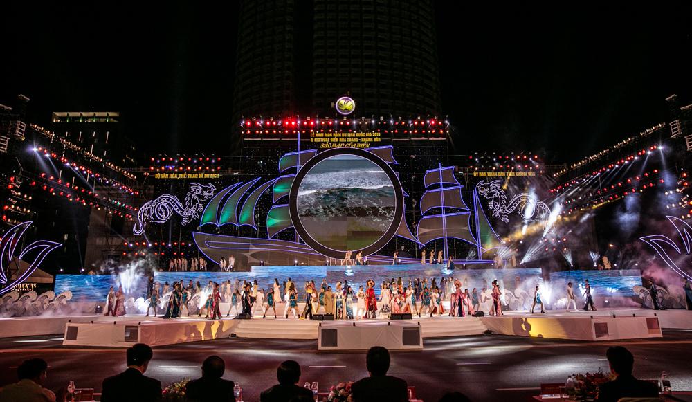 Áo dài,Festival biển Nha Trang 2019