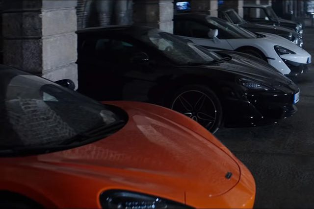 Dàn xe hoành tráng trong phim bom tấn Fast & Furious 9