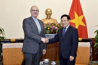 Vietnam urges Denmark, Bulgaria to support EVFTA ratification