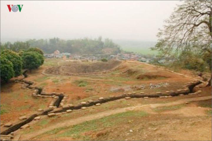 Discovering A1 Hill in Dien Bien province