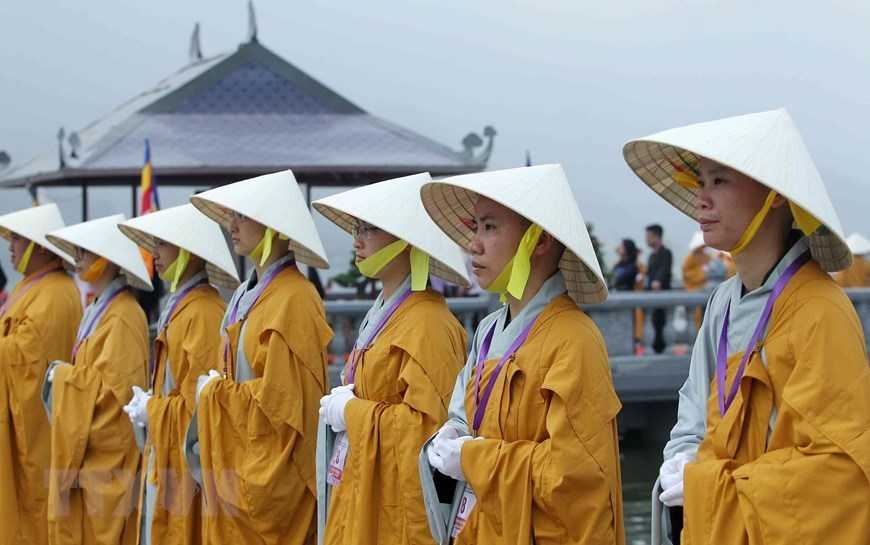 Tam Chuc Pagoda ready for opening ceremony of Vesak 2019