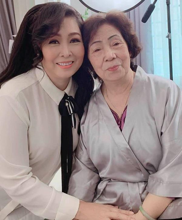 Tăng Thanh Hà,Ngày của mẹ