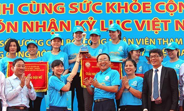 Giải việt dã Yến sào Khánh Hòa xác lập kỷ lục Việt Nam