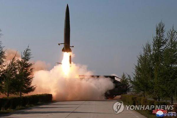 Triều Tiên,Hàn Quốc,Mỹ,thử tên lửa,phóng tên lửa,Kim Jong Un,vũ khí