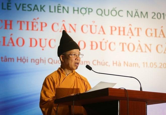 Vesak 2019: Buddhist philosophy, ethics education discussed