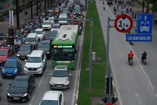 Hanoi BRT project faces failure