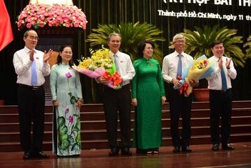 HCM City has two new vice chairmen