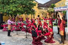 Int'l choir competition in Hoi An attracts 1,000 artists